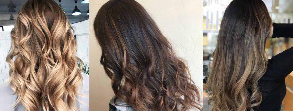 رنگ مو آتوسا کراتینه