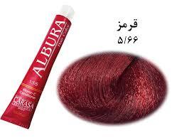رنگ مو البورا