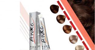 شرکت پخش رنگ مو آنیکا